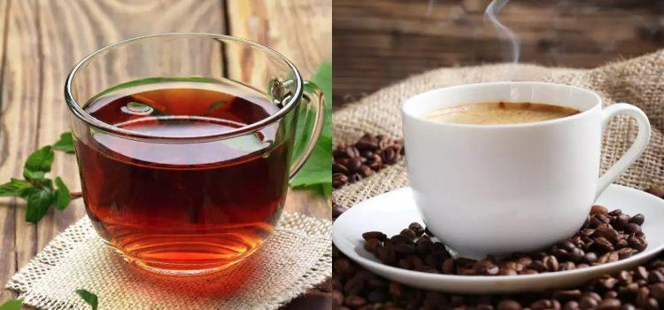 Ceai negru vs cafea neagra: Care este mai sanatos?