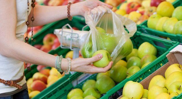 Lidl introduce taxa pe punga de la raionul de legume si fructe